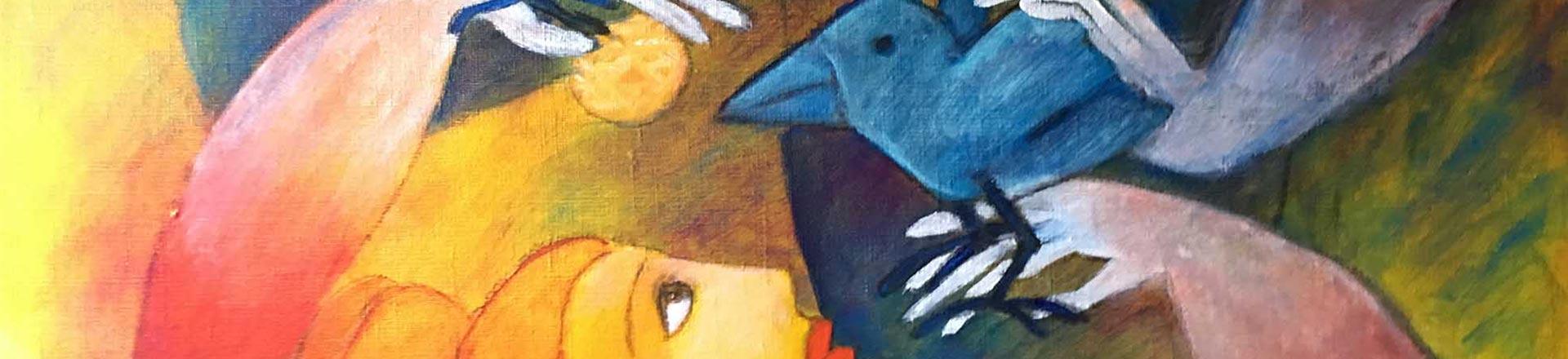 Alina Witwitzka Art Page Banner
